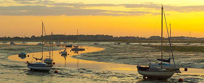 Emsworth Channel